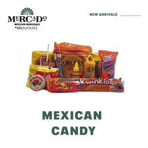Mexican Candy Mercado Wholesale