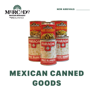 Mexican Canned Mercado Wholesale
