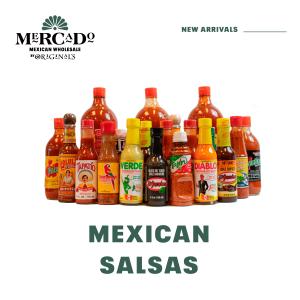 Mexican Salsas Mercado Wholesale