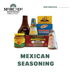 Mexican Seasoning Mercado Wholesale